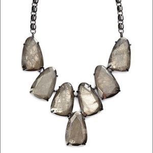 Kendra Scott Harlow - Mirror Rock Crystal (RARE)